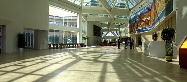 博物馆大厅